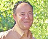 代表取締役社長トーマス・ガーニエ写真